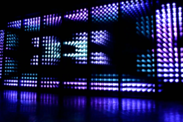 Infinity 3D DMX LED panelen